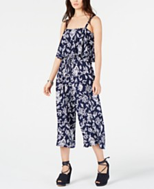 MICHAEL Michael Kors Reef Jumpsuit, Regular & Petite Sizes
