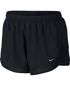 Plus Size Tempo Running Shorts