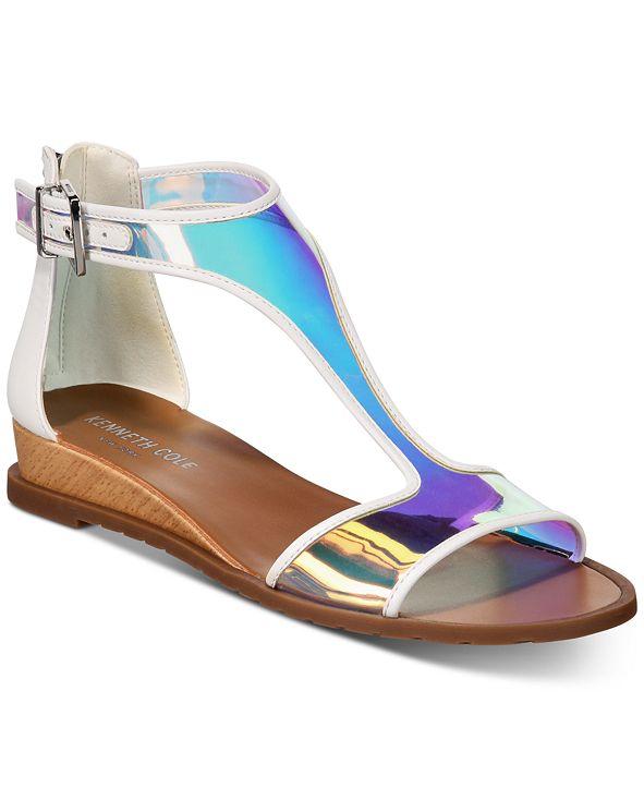 Kenneth Cole New York Women's Jenessa Wedge Sandals