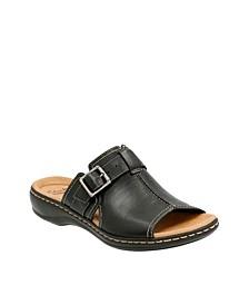 Collection Women's Leisa Gianna Slide Sandals
