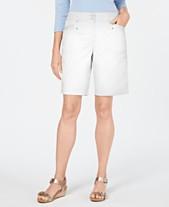 268a870e14 Bermuda Shorts For Women: Shop Bermuda Shorts For Women - Macy's