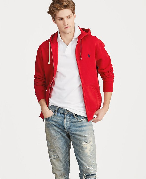 Polo Ralph Lauren Men's Signature Fleece Hoodie