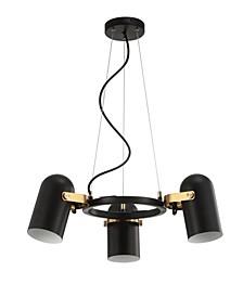 """Eugenio 22.5"""" Adjustable LED Pendant"""