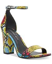 36df6c12ff Madden Girl Bella Two-Piece Block Heel Sandals