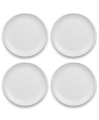 Matte Craft Coupe Salad Plate, Set of 4