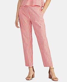 Striped Seersucker Pants