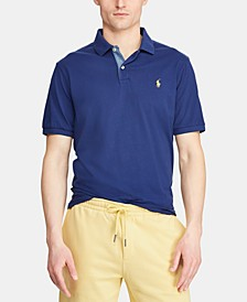 Men's Classic Fit Jersey Polo