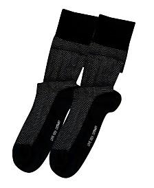 Love Sock Company Men's Knee High Socks - Chevron