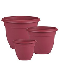 Ariana Set of 3 Self Watering Planter