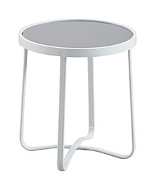 Mirabelle Outdoor Side Table