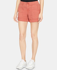 Sanctuary Explorer Patch-Pocket Utility Shorts