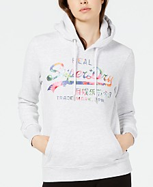 Superdry Graphic Pullover Hoodie