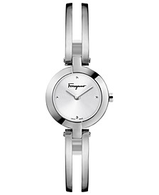 Women's Swiss Miniature Stainless Steel Bracelet Watch 26mm