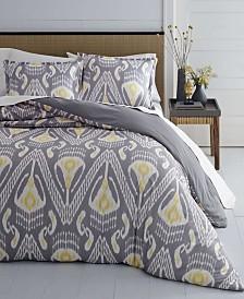 Azalea Skye Global Ikat Duvet Set, Full/Queen