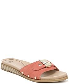 60927793445a Dr. Scholl s Women s Originalist Slide Sandals