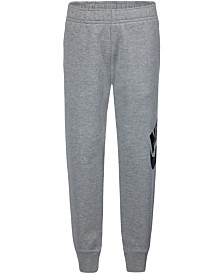 Nike Little Boys Futura Tapered-Fit French Terry Logo Joggers