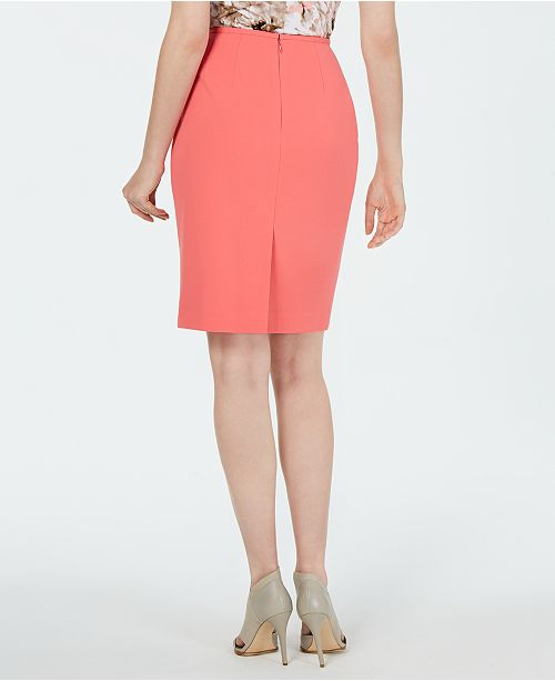 07f2399ff5 Calvin Klein Pencil Skirt & Reviews - Skirts - Women - Macy's