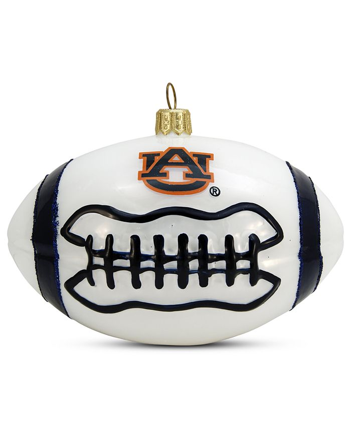 Joy to the World - Auburn Football Christmas Ornament