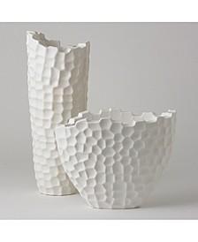 Random Grid Vase