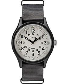 Timex Mk1 Aluminum 40mm Fabric Strap Watch
