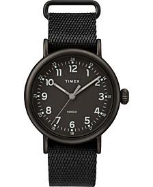 Timex Standard 40mm Fabric Strap Watch