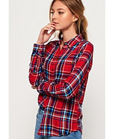 Anneka Check Shirt