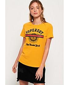 Heritage Crest Tape T-Shirt