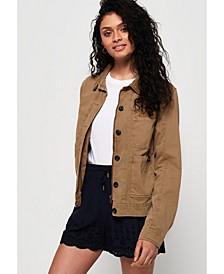 Crop Makai Jacket