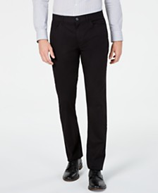 Calvin Klein Men's Skinny-Fit 5 Pocket Pants