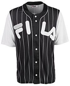 Fila Men's Castro Baseball Jersey