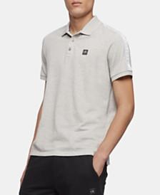 Calvin Klein Men's Pima Cotton Logo Polo