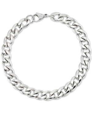 Smith Curb Chain Bracelet in Stainless Steel