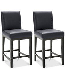 Reed Stool, 2-Pc. Set (2 Counter Stools)