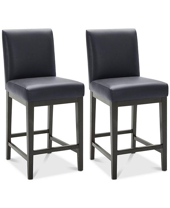 Furniture Reed Stool, 2-Pc. Set (2 Counter Stools)