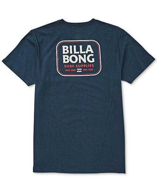 Billabong Men's Jackson Graphic T-Shirt