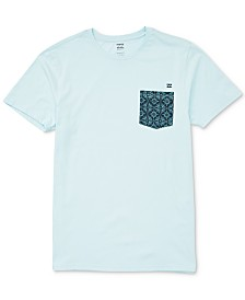 Billabong Men's Team Pocket T-Shirt