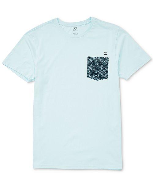 Billabong Men's Team Pocket T-Shirt