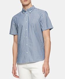 Calvin Klein Men's Stripe Shirt