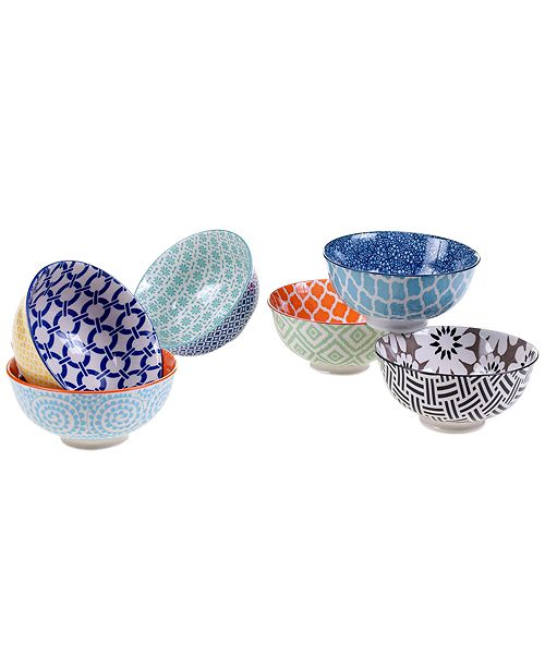 Certified International Chelsea Bowls Set of 6