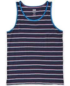 Men's Die-Cut Tank Top