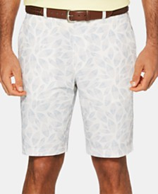 PGA TOUR Men's Printed Golf Shorts