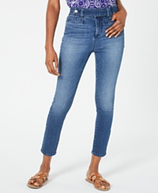 OAT Skinny Ankle Jeans