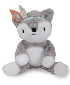Lambs & Ivy Little Plush Fox Stuffed Animal - Cheyenne