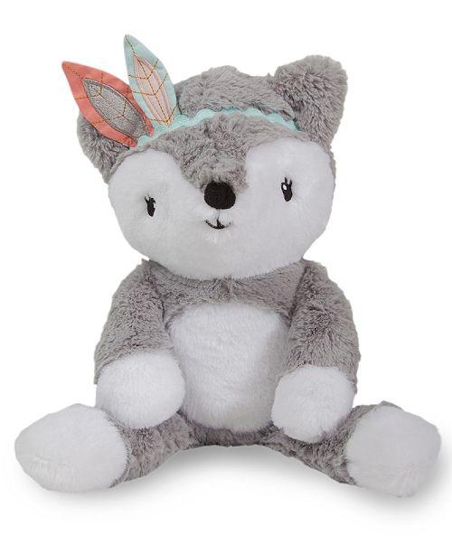 Lambs & Ivy Little Plush Fox Stuffed Animal - Cheyenne