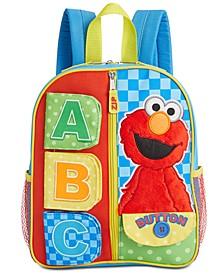 Toddler & Little Boys & Girls ABC Elmo Backpack