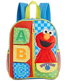 Accessory Innovations Toddler & Little Boys & Girls ABC Elmo Backpack