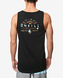 O'Neill Men's Graphic Tank Top