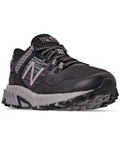 d3f54538b8f New Balance Women s 410 V6 Wide Trail Running Sneakers from Finish Line