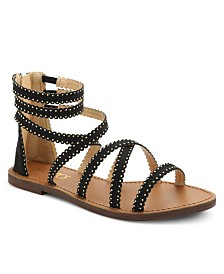 XOXO Colton Gladiator Sandals