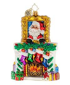 Christopher Radko 2019 Fireside Christmas